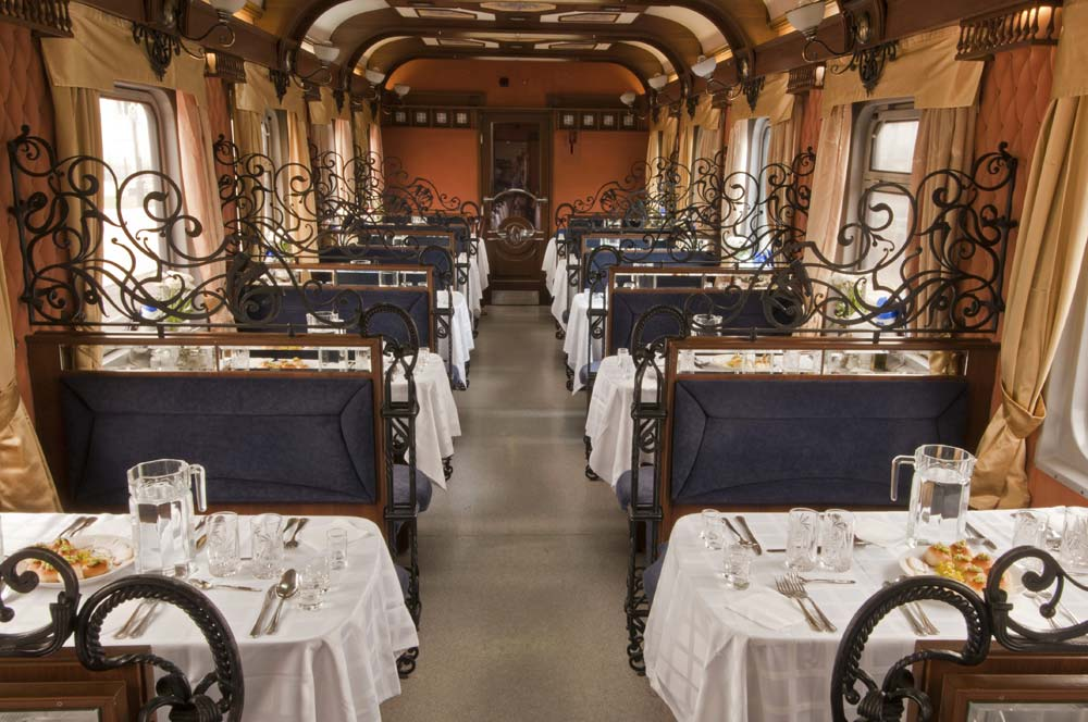 On Board - The Private Train