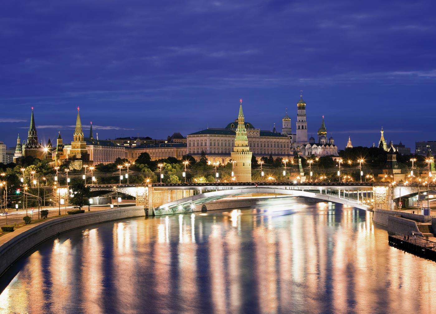 Reiser til Moskva, Reise til Moskva Russland - Reise All Russland
