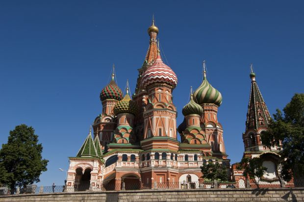 Saint Basil's Cathedral - Moscow