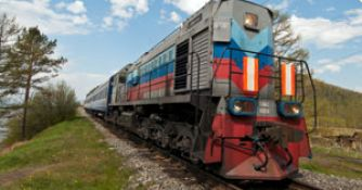 Trans-Siberian Eastbound